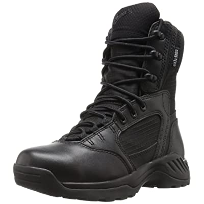 "Danner Men's Kinetic 8""Black Gtx Military and Tactical Boot: Shoes"