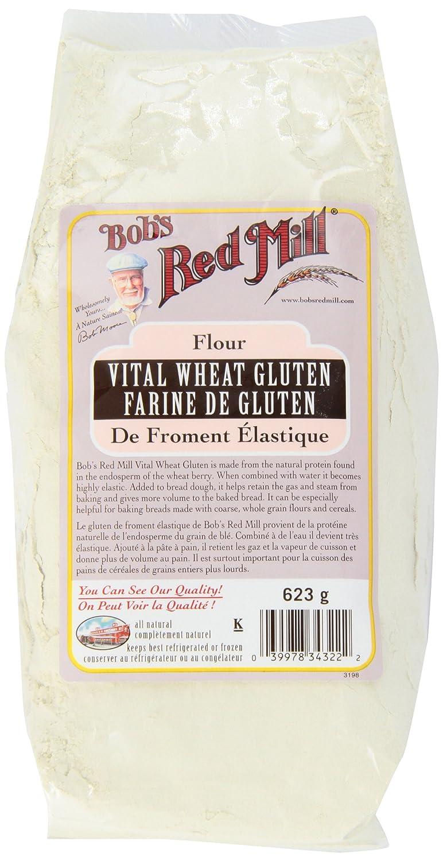 Bob's Red Mill Vital Wheat Gluten Flour, 623 gm