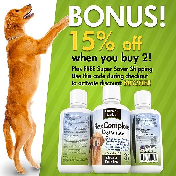 Amazon.com: Líquido Glucosamina Vegetariana 100% extra ...