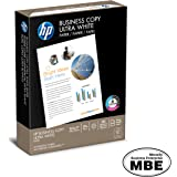 HP Printer Paper, Business Copy Paper, 8.5 x 11, Letter, 92 Bright, 1 Ream, 500 Sheets - Diversity Product, Minority-Owned Business, MBE (208000R)