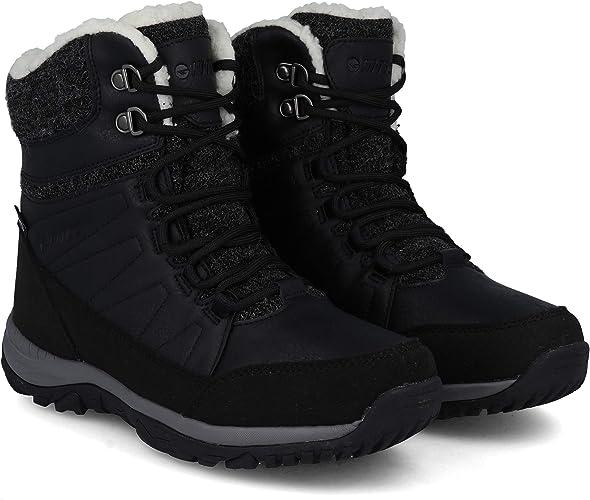 Hi-Tec Womens Riva Wp High Rise Hiking Boots