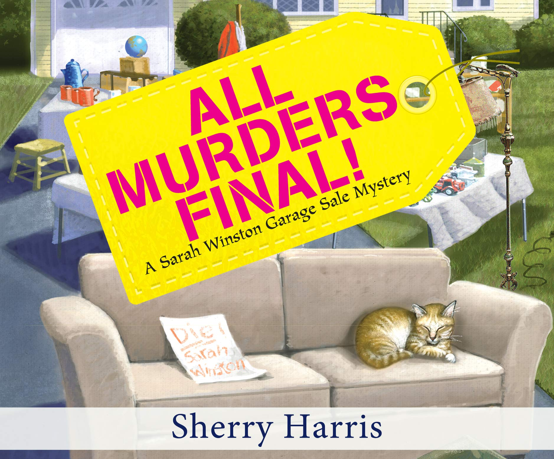 All Murders Final!: Amazon.es: Sherry Harris, Hillary Huber ...