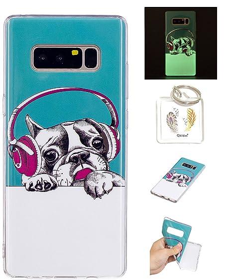 Funda Galaxy Note 8 TPU protector Silikonhülle, regalos de ...