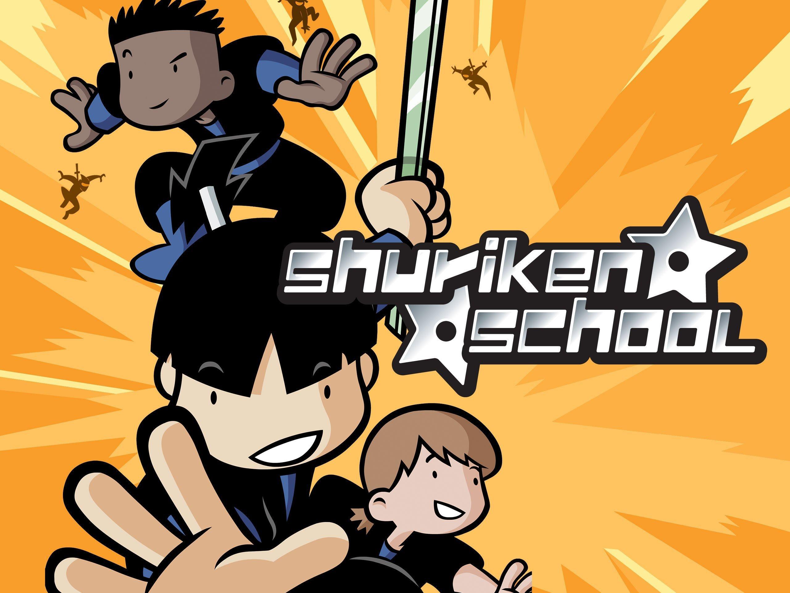 Amazon.com: Watch Shuriken School: The Complete Series ...