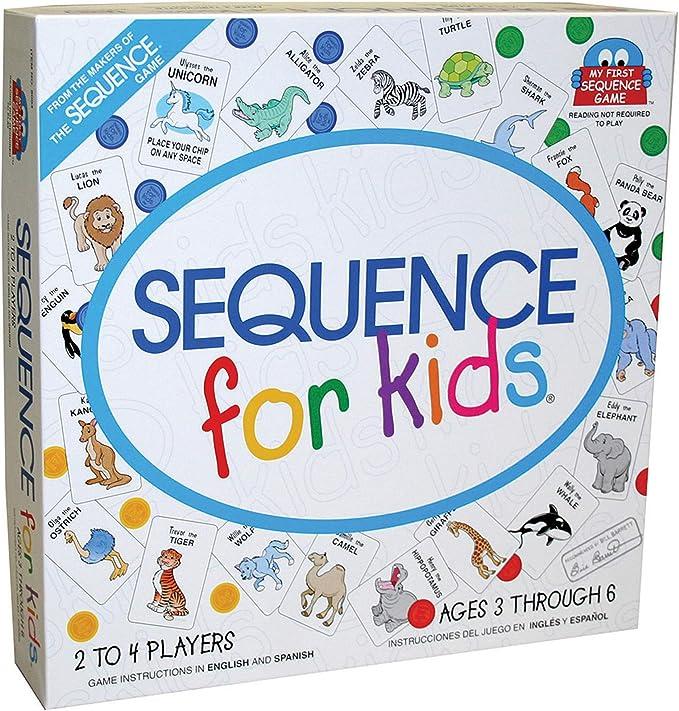 SEQUENCE FOR KIDS GAME: Amazon.es: Juguetes y juegos