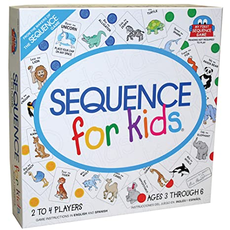 Amazon Sequence For Kids Game Toys Games