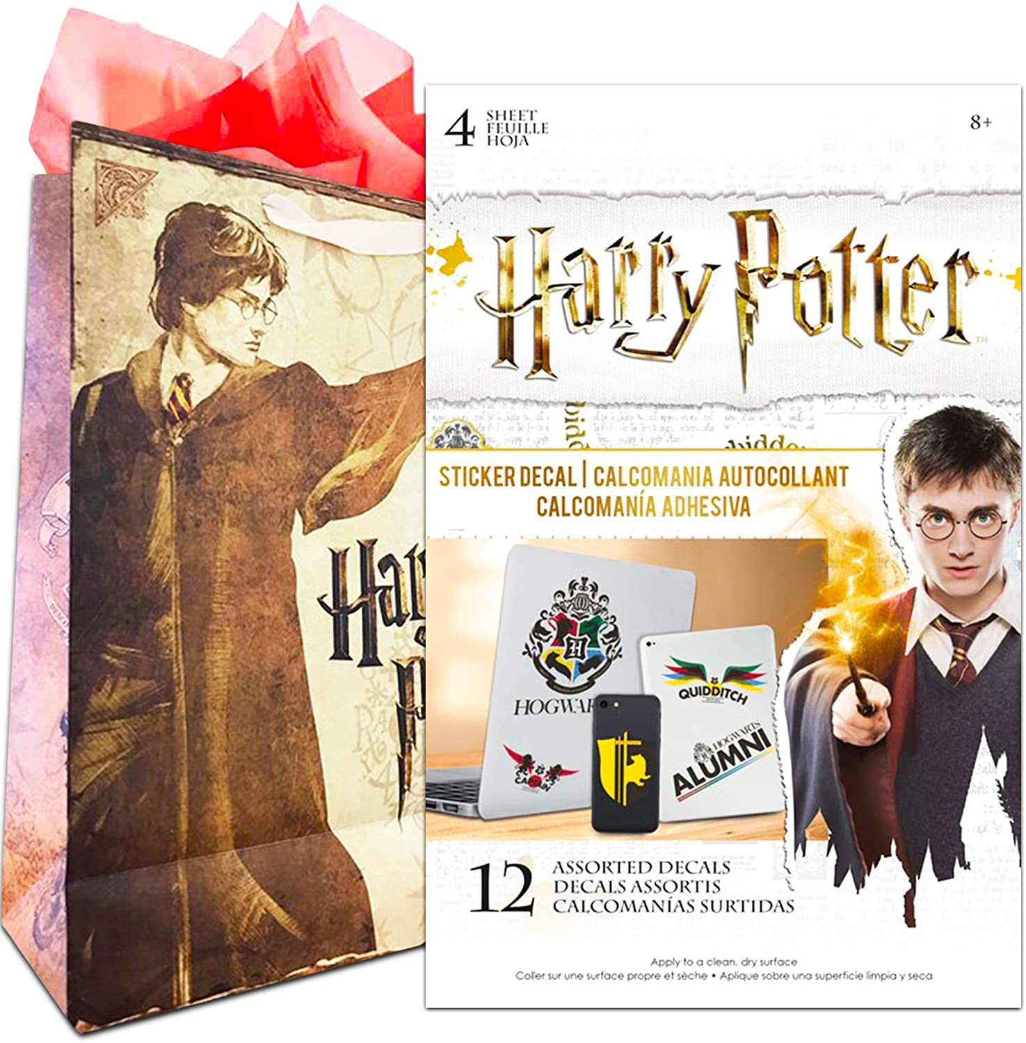 Pack of 12 Harry Potter Party Bags