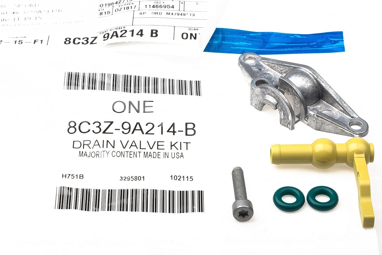 Ford 8c3z 9a214 B Adaptor Automotive 1992 F 250 Fuel Filters