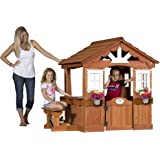 Backyard Discovery Scenic All Cedar Wood Playhouse
