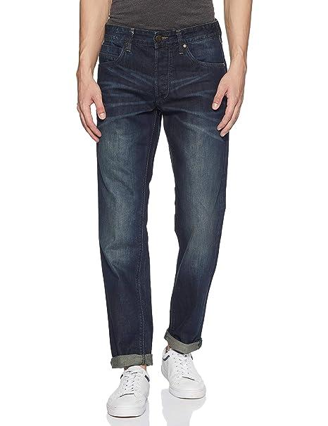 Jack & Jones Men's Comfort Fit Jeans Men's Jeans at amazon