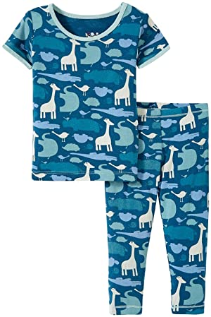 KicKee Pants Printed Pajama Set (Baby)