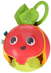 Tiny Love Explore and Play Apple, Red, One Size
