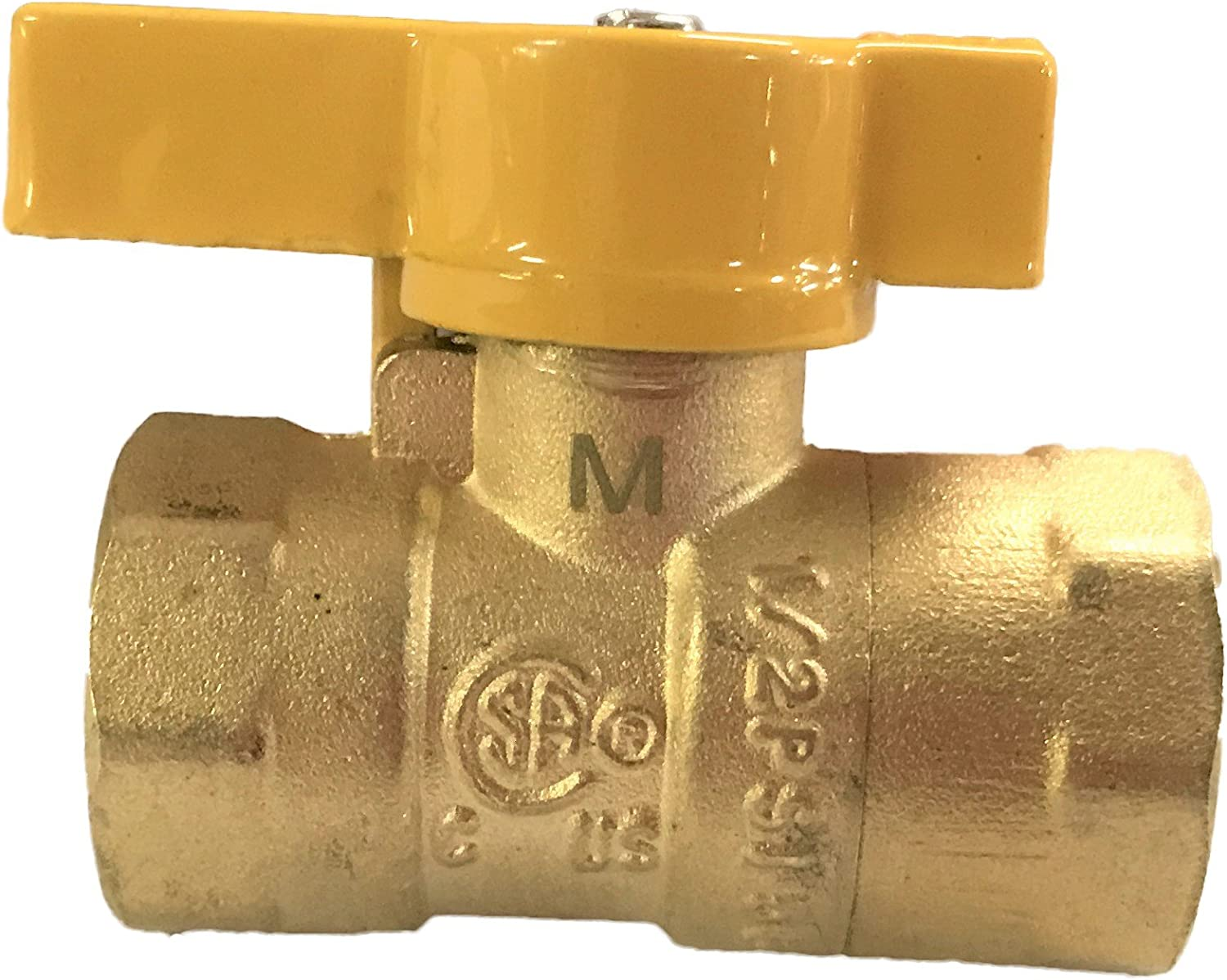 Gas ball valve pack of 5 1 IPS