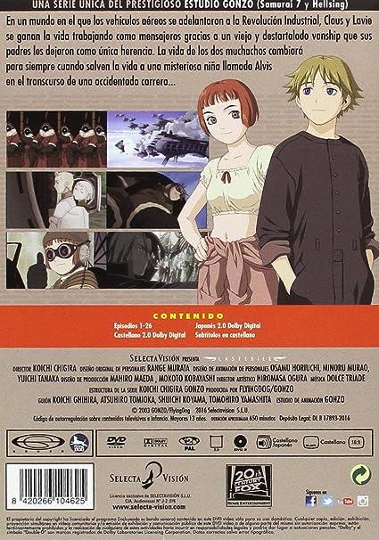 Last Exile [DVD]: Amazon.es: Animación, Koichi Chigira ...