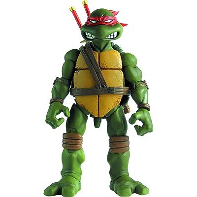 Mondo Tees Teenage Mutant Ninja Turtles: Leonardo Collectible Figure (1:6 Scale): Toys & Games