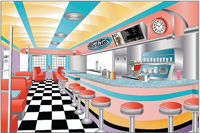 Top 10 50'S Diner Decor