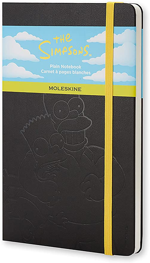 Amazon.com: Moleskine The Simpsons Limited Edition ...