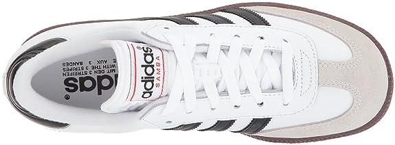 Adidas Samba classic leather zapatillas de fútbol (Toddler / Little kid / Big