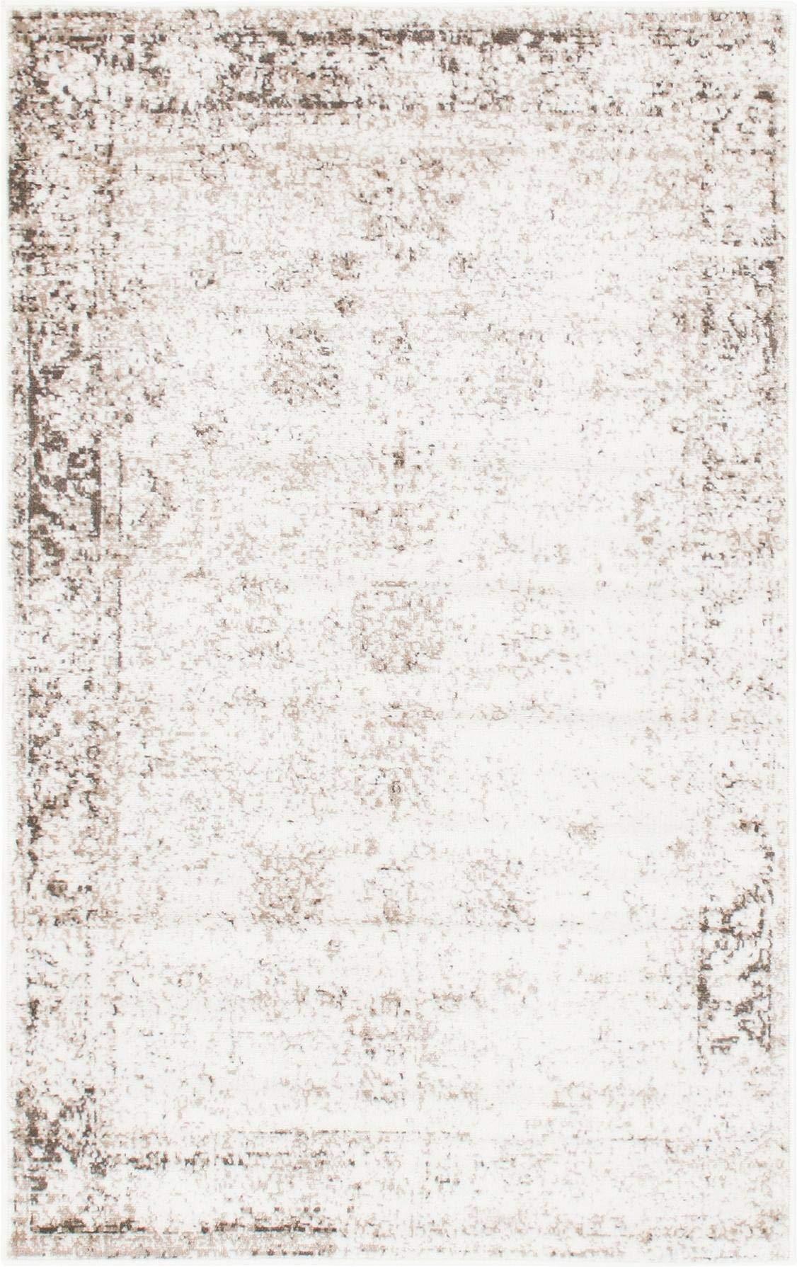 Unique Loom 3141346 Area Rug, 3' x