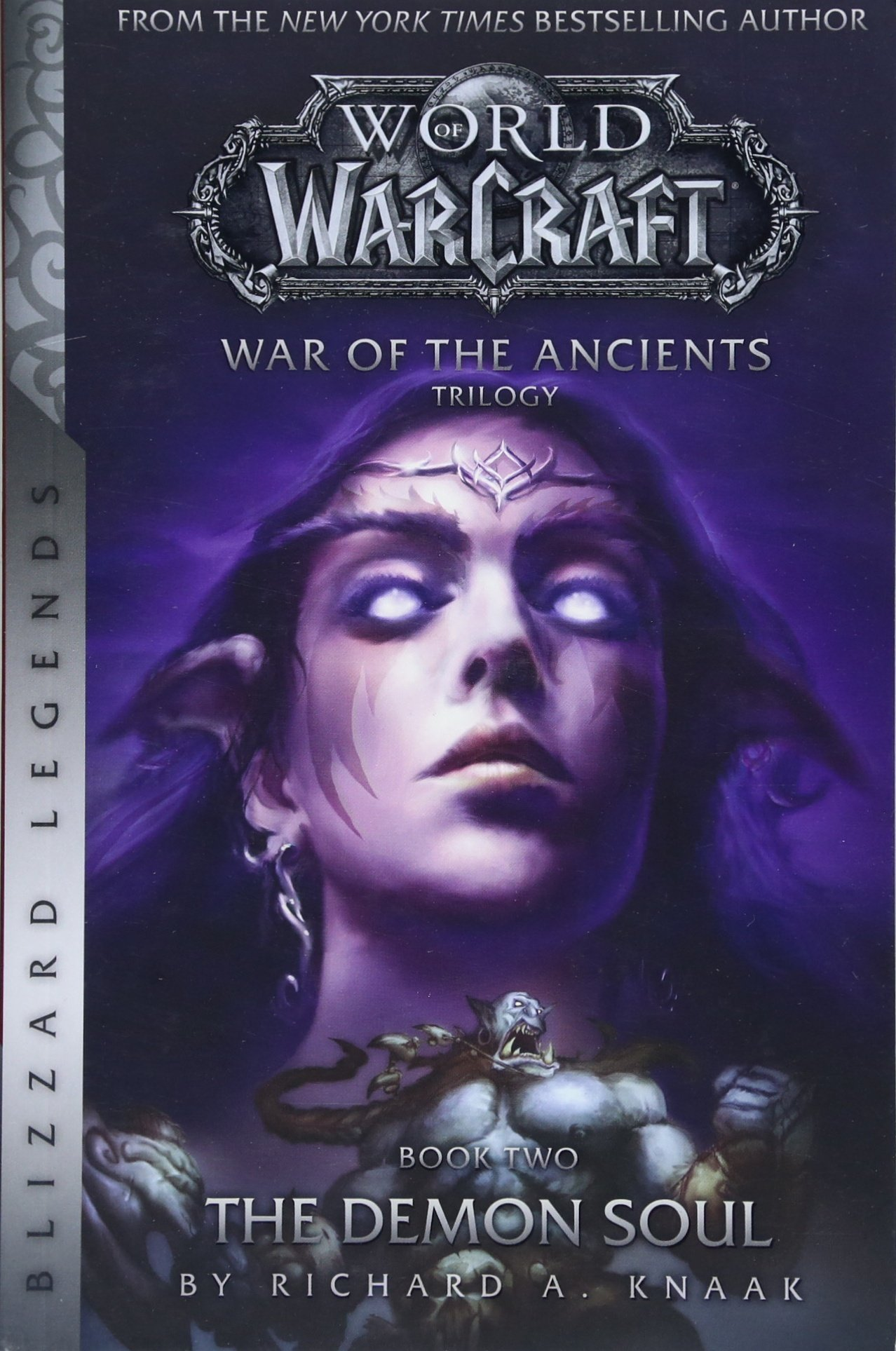 warcraft books in order