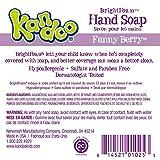Hand Soap for Kids by Kandoo, Brightfoam