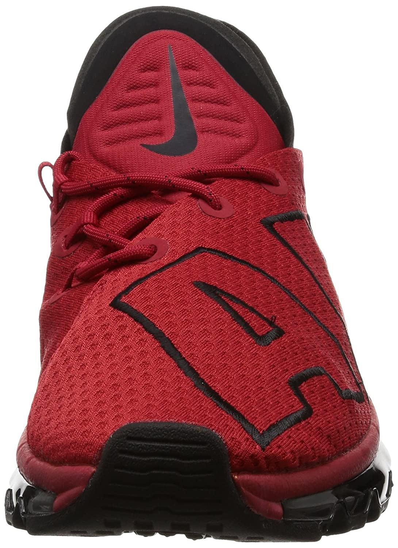 new arrival e300f e7196 Nike Air Max Flair, Baskets Mode pour Homme Rouge Noir - - Rouge Noir,   Amazon.fr  Chaussures et Sacs