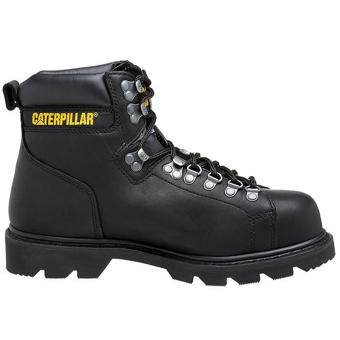 Caterpillar Alaska FX ST - Botas de cuero para hombre negro negro 49: Amazon.es: Zapatos y complementos