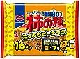 【Amazon.co.jp限定】亀田製菓 亀田の柿の種たっぷりピーナッツ16袋詰 560g