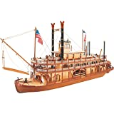 Wooden Model Ship Red Dragon 160 Amazoncouk Toys Games