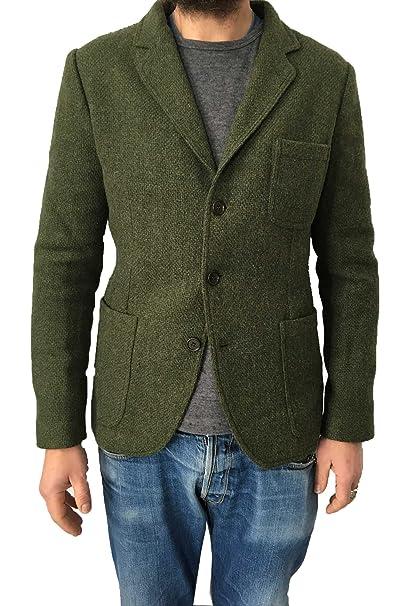 4eaf67a130 ASPESI giacca uomo verde mod MURAKAMI WINTER I6 A CJ35 E700 100 ...