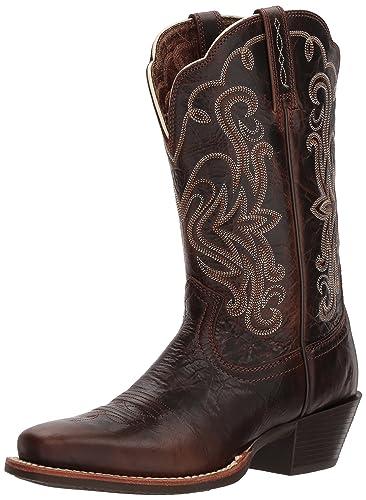 b863c568506 Ariat Women's Legend Western Cowboy Boot: Amazon.co.uk: Shoes & Bags