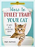 how to teach your cat to use the toilet outside