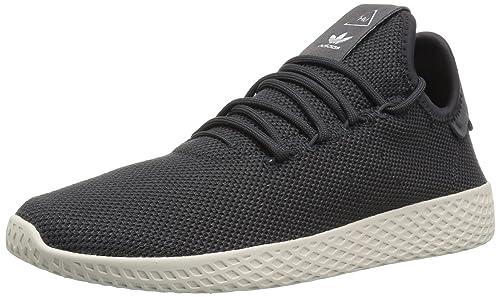 9cd0fdb87 adidas Originals Men s PW Tennis HU Sneaker Carbon Chalk White