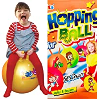 toykart Sit and Bounce Hopping Ball (45cm, 3+)