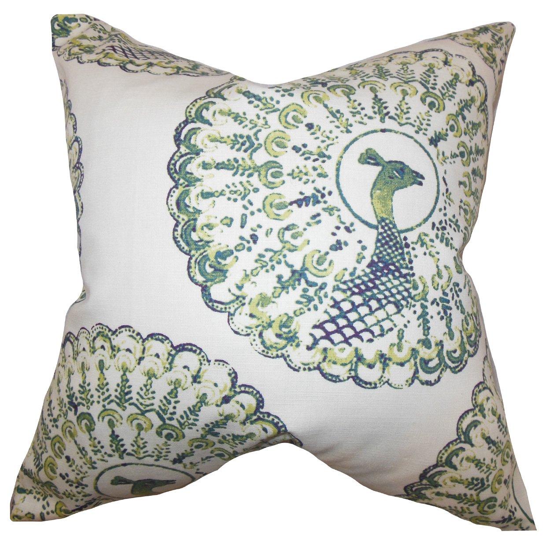 The枕コレクションp20-d-paboreal-cactus-c95-l5 Ieesha動物印刷枕、20