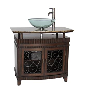 collection vessel sink bathroom vanity faucet inclusive granite tops countertops