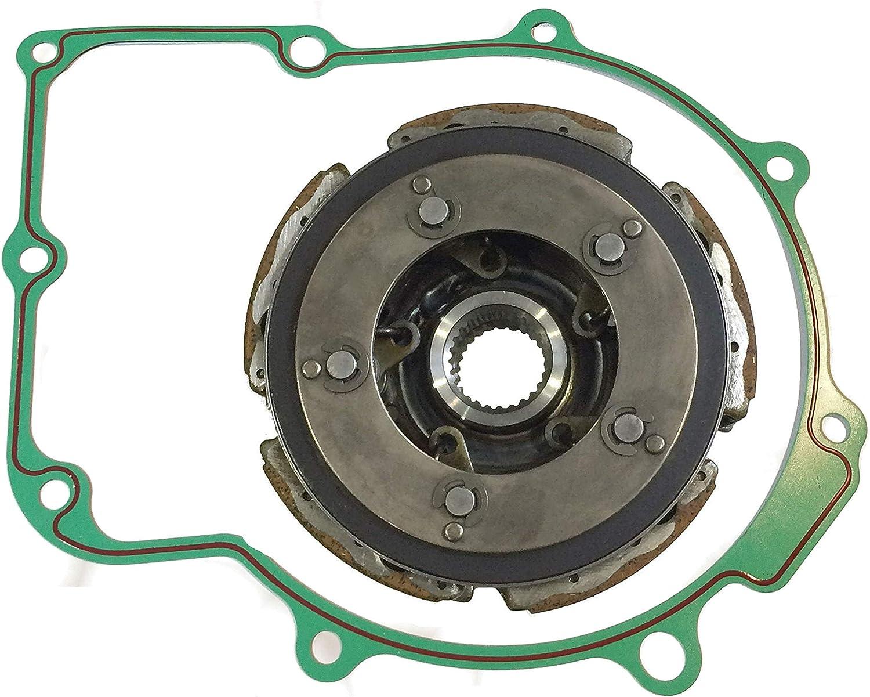 CALTRIC WET CLUTCH GASKET FITS YAMAHA RHINO 660 YXR660 YXR 660 4X4 2004 2005 2006 2007