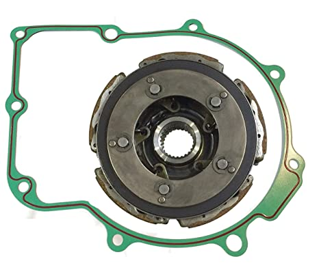 Amazon.com: 2004-2007 YAMAHA RHINO 660 WET CLUTCH GASKET PAD SHOE YFM660 YXR 660 NEW: Automotive