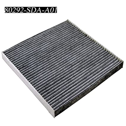 Carrep Cabin Air Filter Engine Filter For 2003 2015 Honda CRV Civic Accord  Odyssey Crosstour