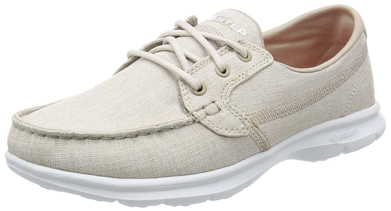 Skechers Go 19967 Chaussures Step Riptide, Chaussures Bateau Femme, Taupe Marina Taupe Marina 00e5694 - conorscully.space