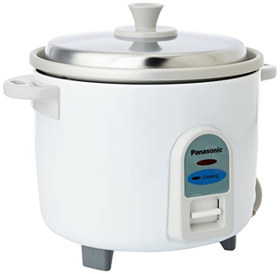 buy panasonic sr wa10 450 watt automatic cooker without warmer rh amazon in Nonstick Rice Cooker Panasonic Sr -Sh15ps Rice Cooker