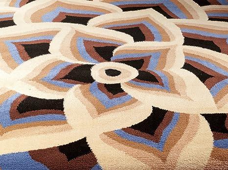 Amazing Avalon 1121 Blue 5X7 Area Rugs Carpet Contemporary Machost Co Dining Chair Design Ideas Machostcouk