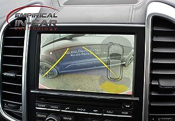 Porsche Cayenne - Kit de cámara de Marcha atrás (Incluye guías): Amazon.es: Electrónica