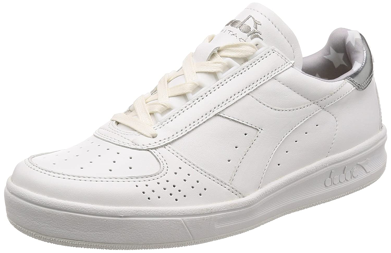 Diadora Heritage, Herren Turnschuhe weiß Bianco