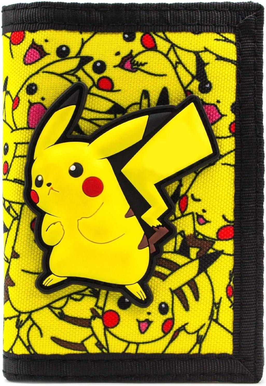 Portafogli Pokèmon Pikachu
