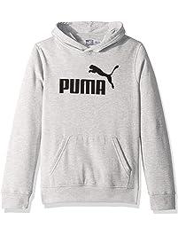 1c5dbe4981 PUMA Boys Boys' Fleece Pullover Hoodie Hooded Sweatshirt