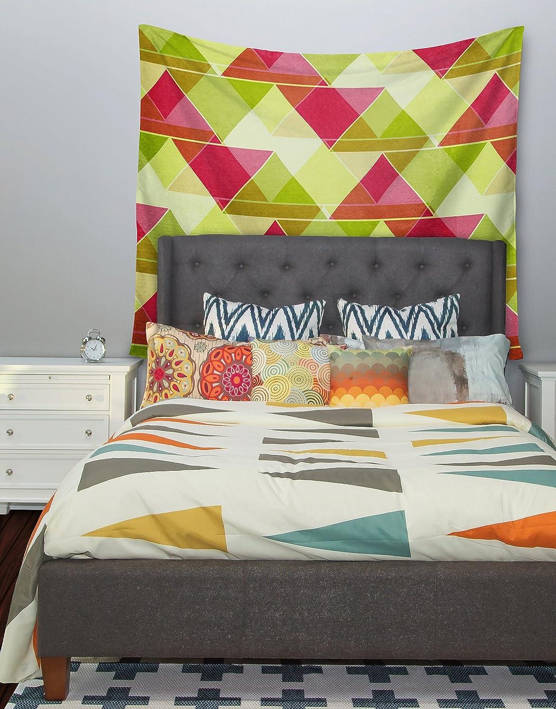 Kess InHouse Catherine McDonald Palm Beach Wall Tapestry 51 X 60