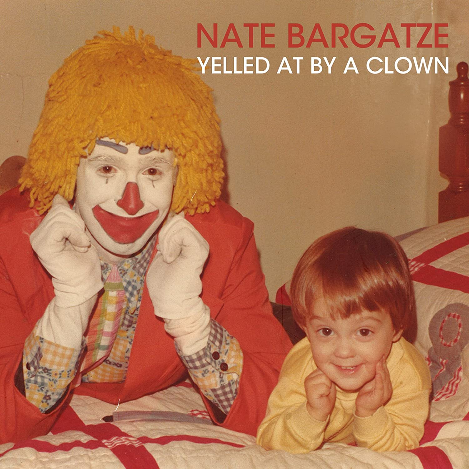 nate bargatze yelled at by a clown amazon com music