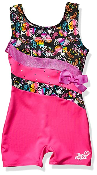 Jojo Siwa By Danskin Girls Big Bow Dance Dress