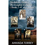 Blackthorne Brothers: The Complete Collection: Books 1-4, plus prequel
